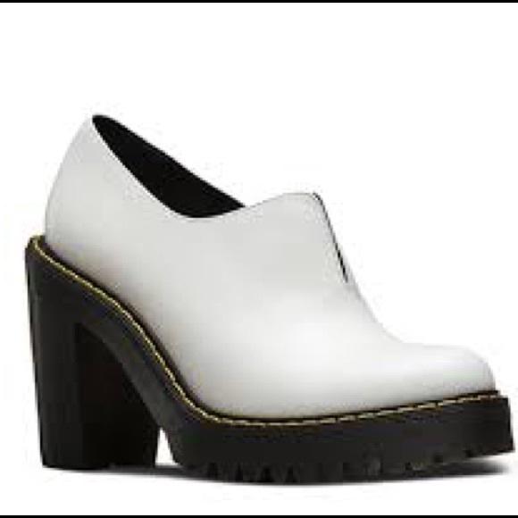 689fb6da9fe Dr. Martens Shoes - Dr. Martens Cordelia mule white size 7